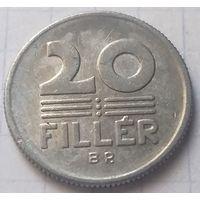Венгрия 20 филлеров, 1978     ( 3-9-1 )