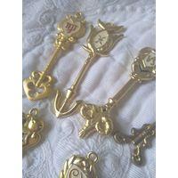 Ключи из аниме Хвост Феи (Fairy tail)