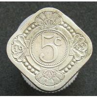 Кюрасао 5 центов 1943 (218)