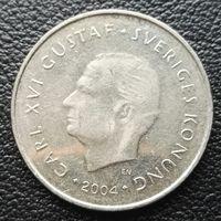 1 крона 2004 Швеция