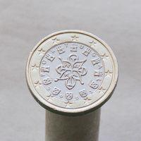 Португалия 1 евро 2002