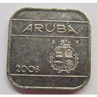 Аруба 50 центов 2008 г