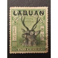 Лабуан. 1900-1902г