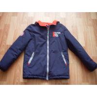 Куртка деми на рост 155-162 см