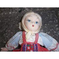 Кукла - грелка на самовар СССР
