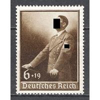 ГЕРМАНИЯ 1939, РЕЙХ\10а\ (ПОЛНАЯ СЕРИЯ, MNH) 16Mi