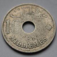 Египет, 10 миллим 1917 г