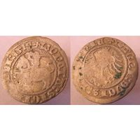 Полугрош 1514г