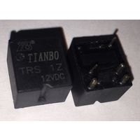 Электромагнитное реле. 12 Вольт. TRS-1Z-12vdc