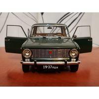 ВАЗ-2101 Жигули 1:18 VVM limited edition 504шт.