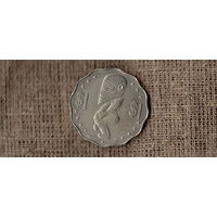 Острова Кука 1 доллар 2003 /исусство/(AR)