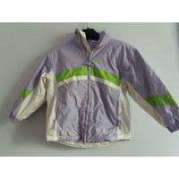 Куртка и штаны утепленный р.134-140 см