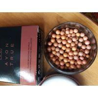 Румяна-шарики Avon оттенок Deep bronze 22гр