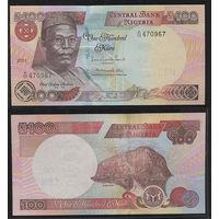 Распродажа коллекции. Нигерия. 100 найра 2011 года (P-28k - 1984-2019 Issue)