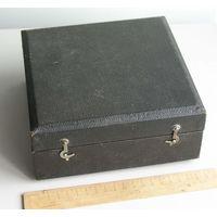 Коробка футляр для БАРОМЕТР - АНЕРОИД 1950-е года
