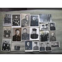 Фото старые с военными 50 штук