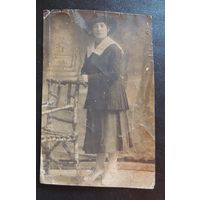 "Фото ""Дама"" (до 1917 г.)"