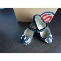 Туфли школьные Shagovita (нат.кожа)