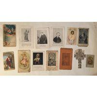 Католические памятки PAMIATKА 13 штук Цена за все