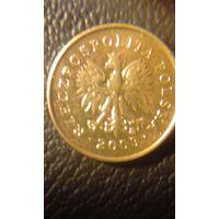 1 грош 2003