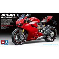 Ducati 1199 Panigale S, сборная модель 1/12 TAMIYA 14129