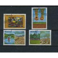 Никарагуа 1984г, охрана природы, 4м.