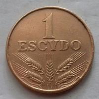 1 эскудо, Португалия 1973 г.