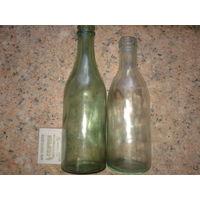 Водочные бутылки