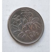 Мальта 25 центов, 1986 3-13-22