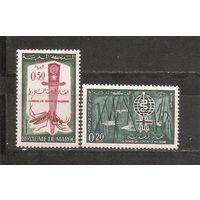 Марокко 1962 Комар