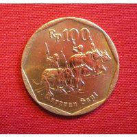 100 рупий (Индонезия) 1996