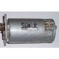 Мотор управления МУ-50 двигатель постоянного тока реверсивный 75 Вт