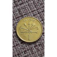 Экваториальная Гвинея 1 экуэле 1975 г