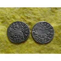 Полугрош 1491-1506 гг Обе легенды одним лотом Отличные