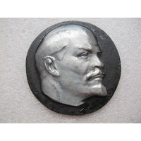 Настольная медаль В.И.Ленин