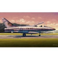 Trumpeter 02840 1/48 Самолет F-100F Супер Сейбр