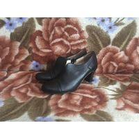 Туфли нат. кожа р. 38