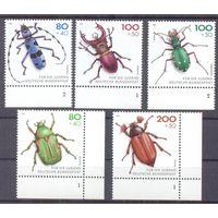 Германия 1993 фауна насекомые