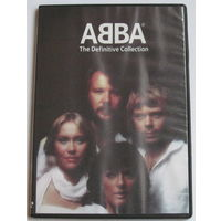 ABBA: The Definitive Collection (2002, DVD-9, 35 видеоклипов)