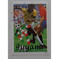 Гайана.1989.спорт
