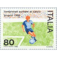 Италия 1980 Футбол Чемпионат Европы **