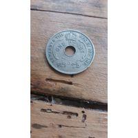 Британская Западная Африка 1 пенни 1936год Эдвард 8(неплохая,большая)