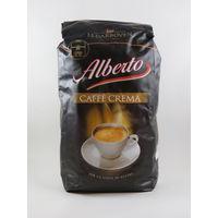 Кофе в зернах J.J. Darboven Alberto Caffe Crema 1кг (Германия)