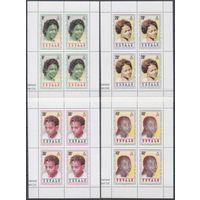 1979 Тувалу 112KL-115KL Международный год защиты детей