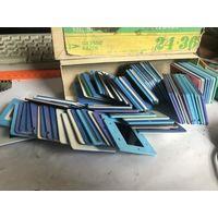 Рамки диапозитивные пластмасовые24: 36
