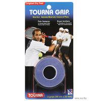 Намотка для теннисной ракетки профессиональная Tourna grip 3шт,выбор лучших теннисистов топ 100