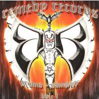 CD промо Remedy Records Promo Sampler Vol. 1 (Paragon/Dark Age/TormentGoddess Of Desire)
