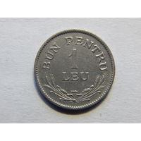 Румыния 1 лей 1924г