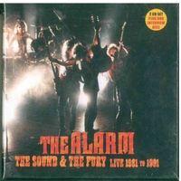 2CD+DVD Box-set The Alarm - The Sound & The Fury (Live 1981 To 1991) (2003) Alternative Rock, Folk Rock