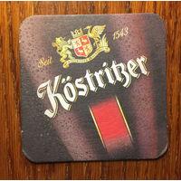 Подставка под пиво Kostritzer No 3